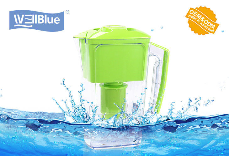 2.5L Intelligent Alkaline Water Pitcher, Antioxidant Alkaline Water Jug With Filter