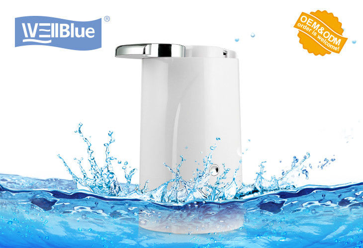 ABS Housing Material UF Filter Countertop Drinking Water Filter - Alkaline (Chrome)